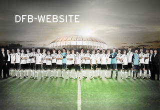DFB-Website © DFB-Website